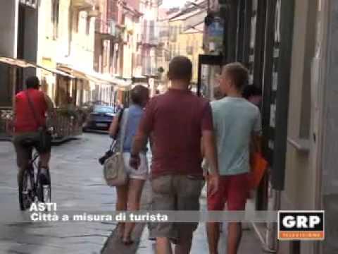Asti, città a misura di turista – GRP Televisione