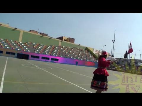 La Novia del Ande Festival Ancashino 2012 IntiTV.f4v