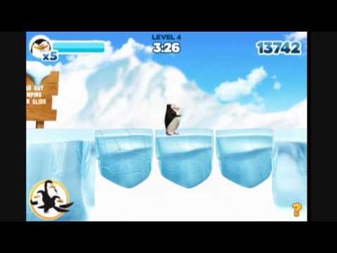 Penguins of Madagascar Games - Sub Zero Heroes (Part 1)