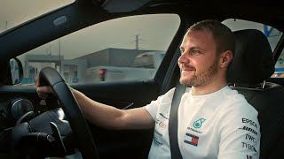 Valtteri Bottas gets AAA pass to PETRONAS Pengerang Integrated Complex