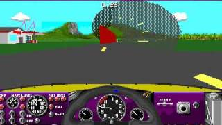 Dos Games: 4D Sports: Driving (AKA: Stunts)