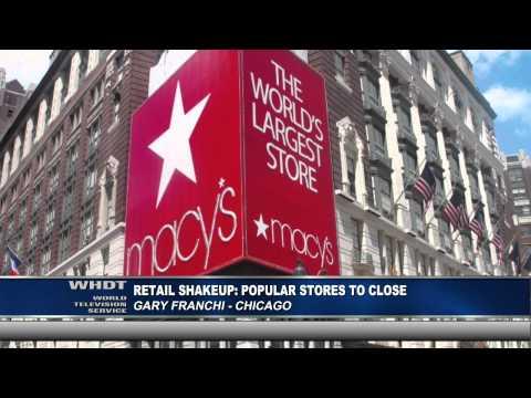 Retail Earthquake: These Big Name Stores to Shut Down