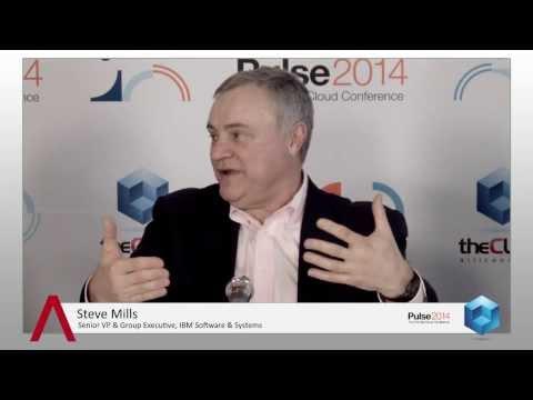Steve Mills - IBM Pulse 2014 - theCUBE