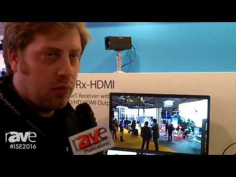 ISE 2016: AJA Video Systems Intros the RovoCam RovoRX