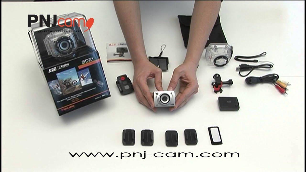 Caméra vidéo Magicam SD21 - AEE-SD21AEE | DroneShop