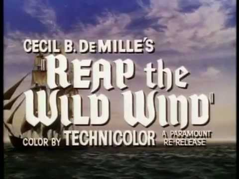 1942 Reap The Wild Wind