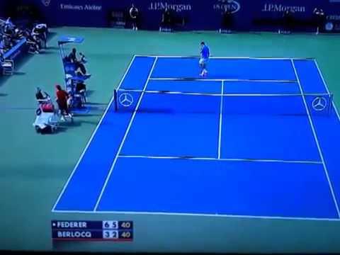 Roger Federer   Majestic Dropshot US Open 2013)