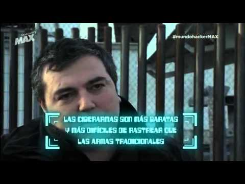 Mundo Hacker en Discovery MAX - Captulo 3 (5 - 4 - 2013)
