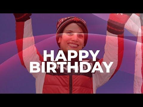 Pちゃん メーガンのお誕生日をビーガンカップケーキでお祝い