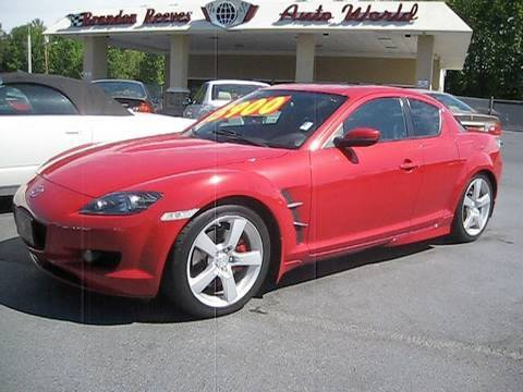 2004 Mazda RX-8 6spd Start Up, Exhaust, and In Depth Tour