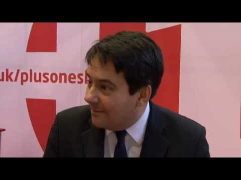 Q&A with Stephen Twigg, Shadow Education Secretary