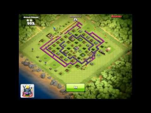 Clash of Clans [Tutorial] Lazy Farming ft. Patrick from PlayClashofClans