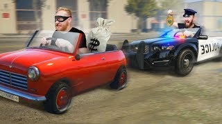 Cops vs. Robbers! | GTA5 [Ep 23]