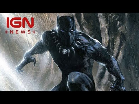 Black Panther: Lupita Nyong'o Reveals Story and Villain Details - IGN News