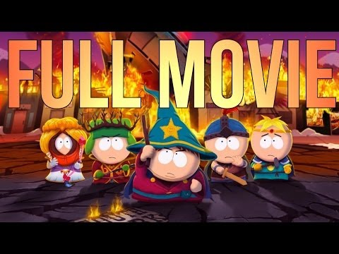 South Park: Stick Of Truth - Full Movie Uncensored - All Cutscenes! video