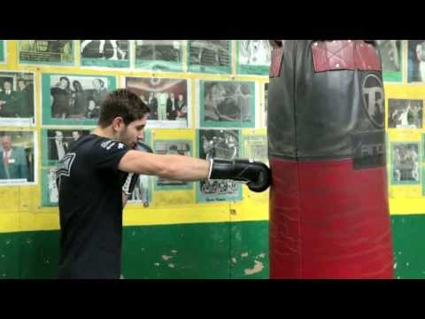 PRO Boxing Tips - How to Train for Punching Power - Frank Buglioni Image 1