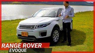 Range Rover Evoque 2017 - Algo más que lujo y  belleza