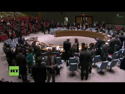LIVE: UN Security Council discusses Ukraine