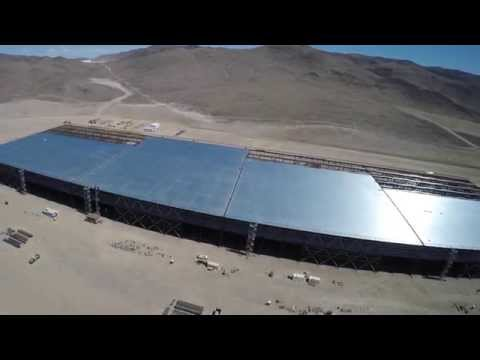 Tesla Gigafactory in 4k--Filmed on April 18th of 2015.