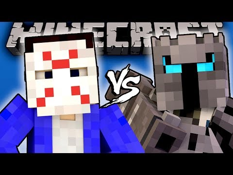 H2ODelirious VS POPULARMMOS - [Minecraft Animation]