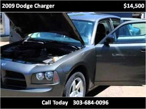 2009 Dodge Charger Used Cars Longmont CO