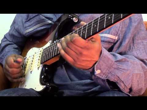 Chahe Koi Mujhe Junglee Kahen Electric Guitar