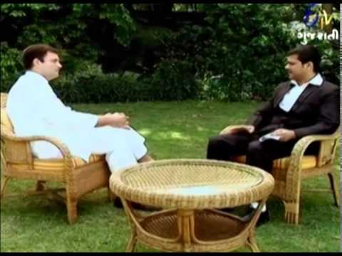 Rahul Gandhi's Exclusive Interview on ETV
