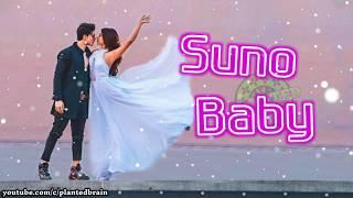 Suno Baby | Romantic | Sad | Love | Emotional | Cute | Hindi Status | Best WhatsApp Status |