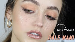 MAKEUP TUTORIAL IN SPANISH!!!!!!!!!!  (with english subtitles)  AY DIOS MIO