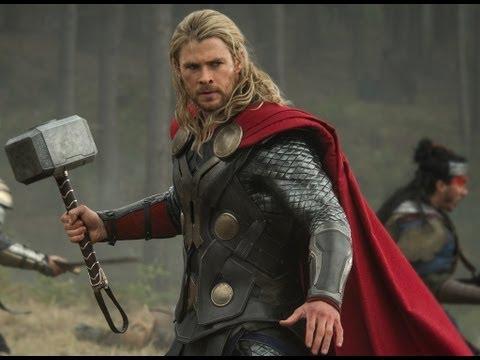 Thor: The Dark World teaser trailer UK -- Official Marvel | HD