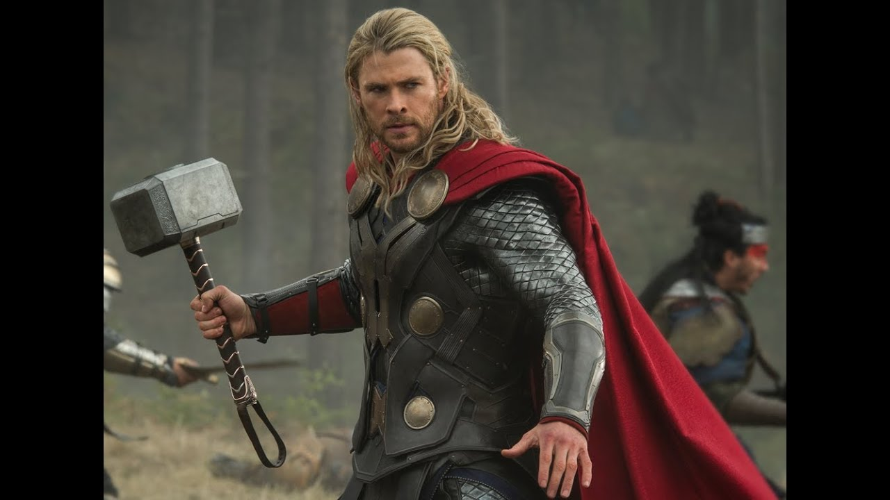 Are not Thor the dark world trailer was and