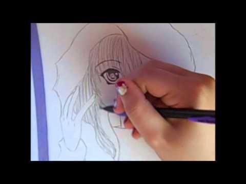 Girl Vampire Drawings Drawing Vampire Anime Girl