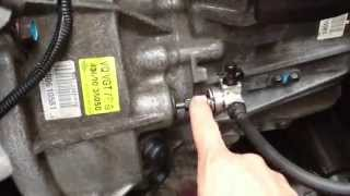 Kia Sedona Carnival / Hyundai 2.9CRDi clutch bleeding procedure