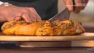 Angelica salata alle carote - E' sempre Mezzogiorno 03/06/2021