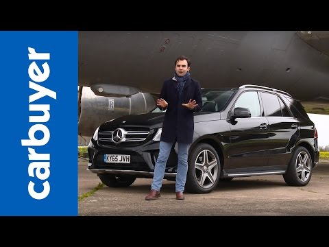 Mercedes GLE SUV review - Carbuyer