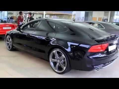 2015 Audi A7 Black Edition New Car Reviews Top Speed Youtube