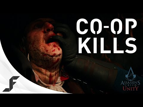 CO-OP KILLS! Assassin's Creed Unity Gameplay Impressions