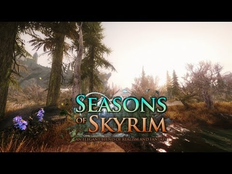 Skyrim ENB Presets - Seasons of Skyrim ENB HD6 Tribute Version