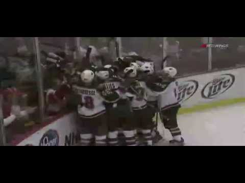 Devin Setoguchi Overtime Goal - Koivu For Interference? (video)