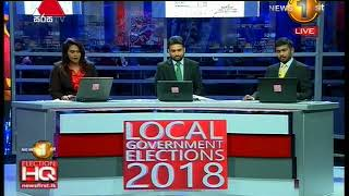 Local Government Elections 2018 Result Clip 15