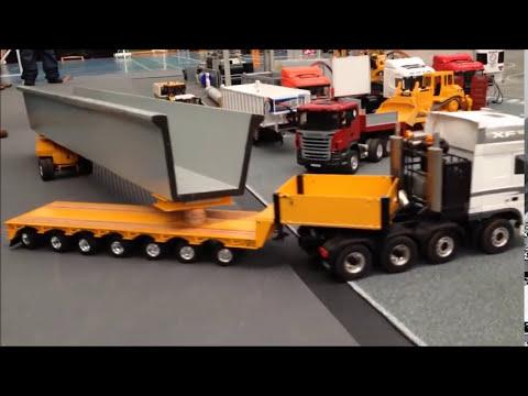 TORDESILLAS RC 2014 V8 Camiones y Excavadoras Rc
