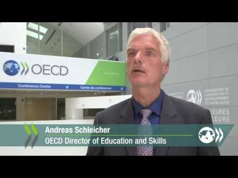 Educational mobility slows in industrialised world, says OECD
