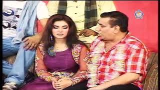 Nasir Chinyoti With Mahnoor and Gulfaam Stage Drama Khel Qismat Ka Full Comedy Clip 2019