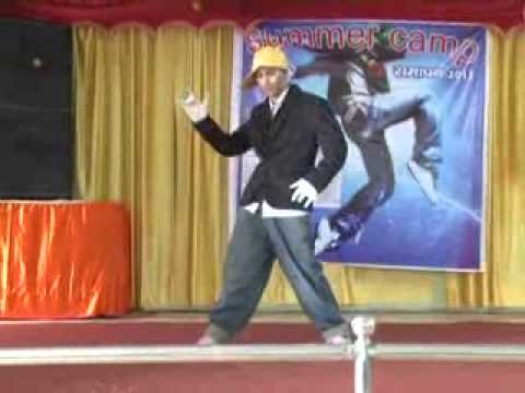 Jab main chota bacha tha dance