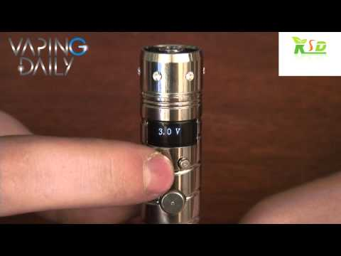 Vamo V3 Video Review - VapingDaily
