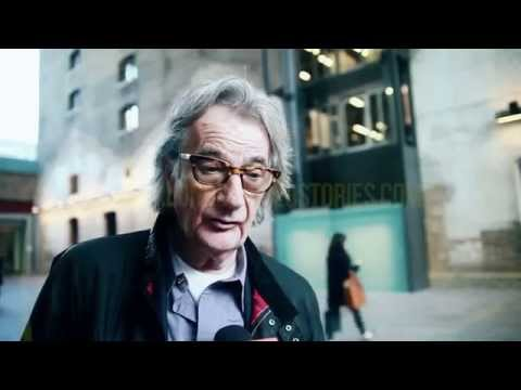 Interview with fashion designer Paul Smith before London Fashion Week AW14 show