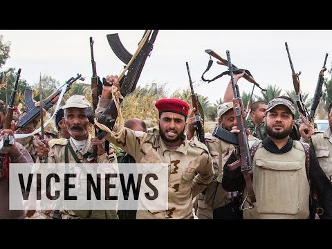 The Battle for Iraq: Shia Militias vs. the Islamic State