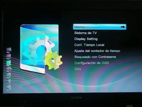 Azbox Bravo HD + como Actualizar el bin o firmware