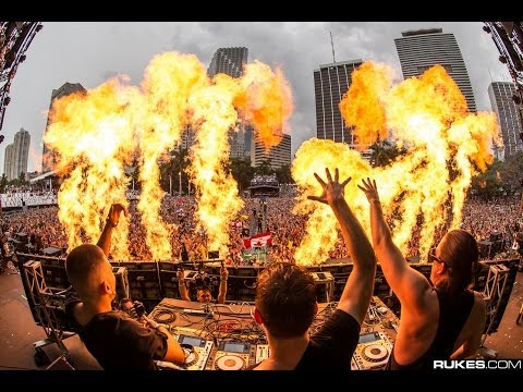 Martin Garrix - Live at Ultra Music Festival (Miami, United States) 29.03.2014 Music Videos
