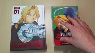 Fullmetal Alchemist: Fullmetal Edition Vol. 1 Quick Look